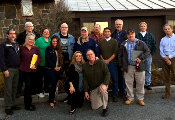 Vermont Alimony Reform meeting - November, 2015
